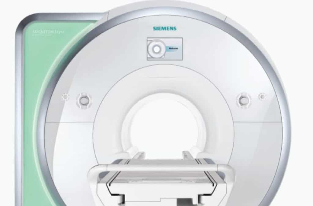 Echelon Health 3T MRI at ESC Marylebone