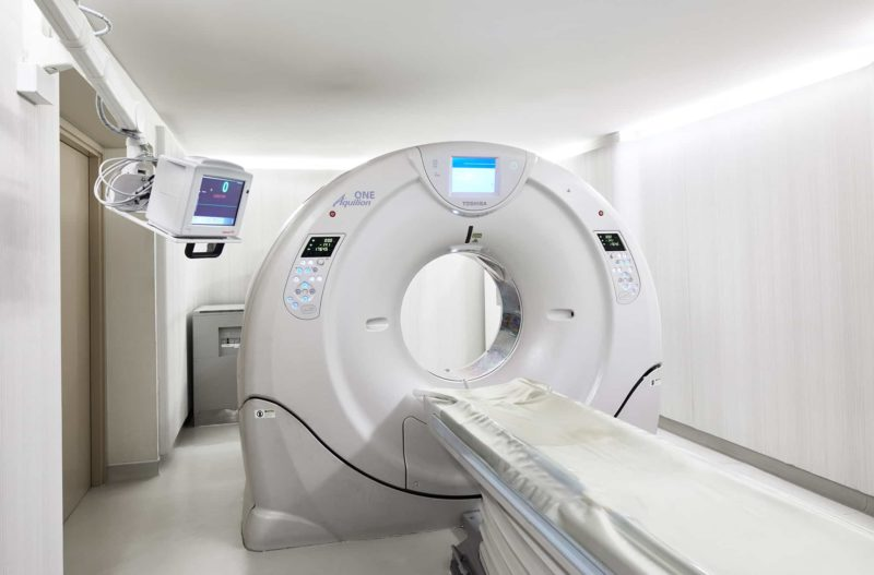 Echelon Health - Aquilion One CT Scanner