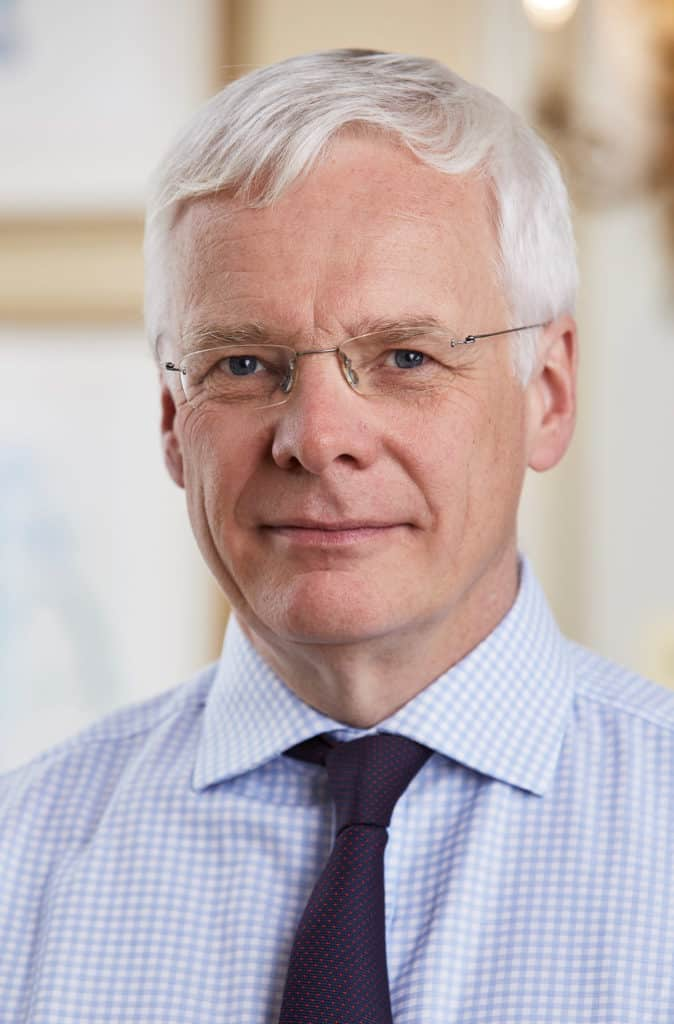 Echelon Health Team Member Biographies Richard Bowker CBE