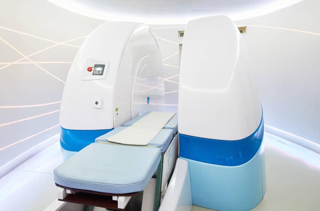 Echelon Health Open MRI Scanner