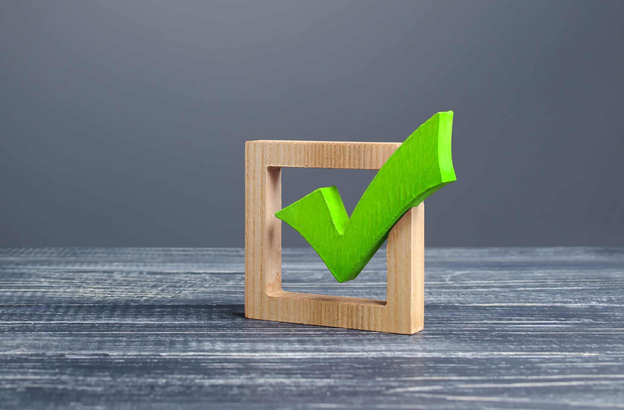 Echelon Health checklist