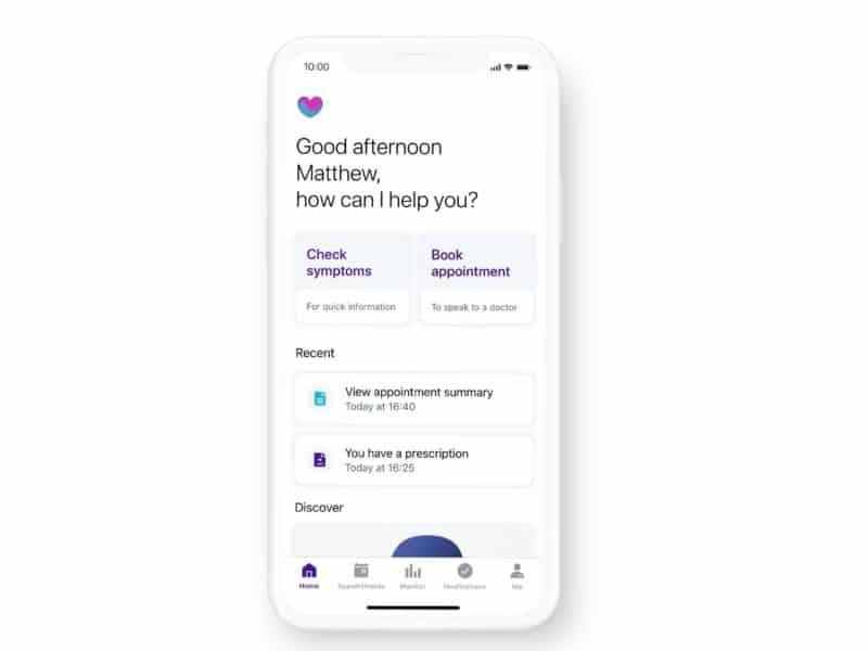 Babylon Health digital app - Echelon Health