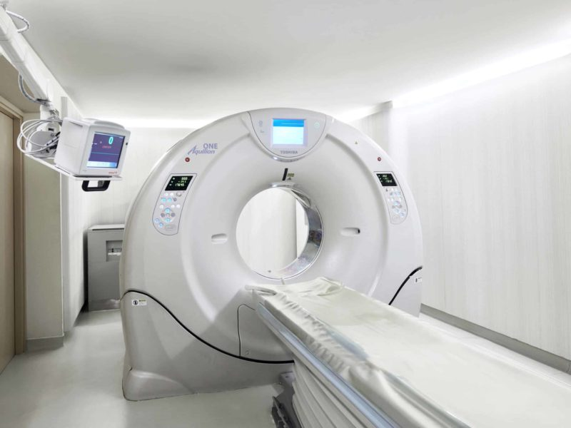 Heart CT scan in London - Echelon Health