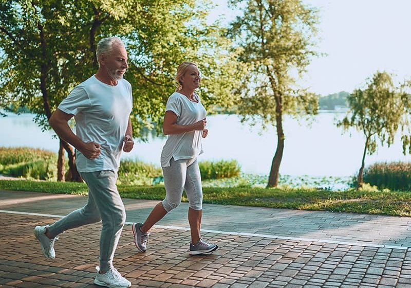 Exercise is one of a number of lifestyle habits that will help your body recover from the damage caused by smoking